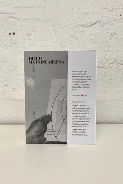 libro Diego Matxinbarrena
