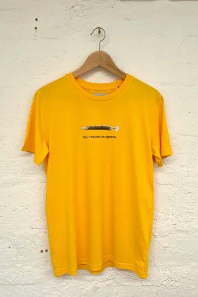 camiseta Santa Clara Ceci Yellow