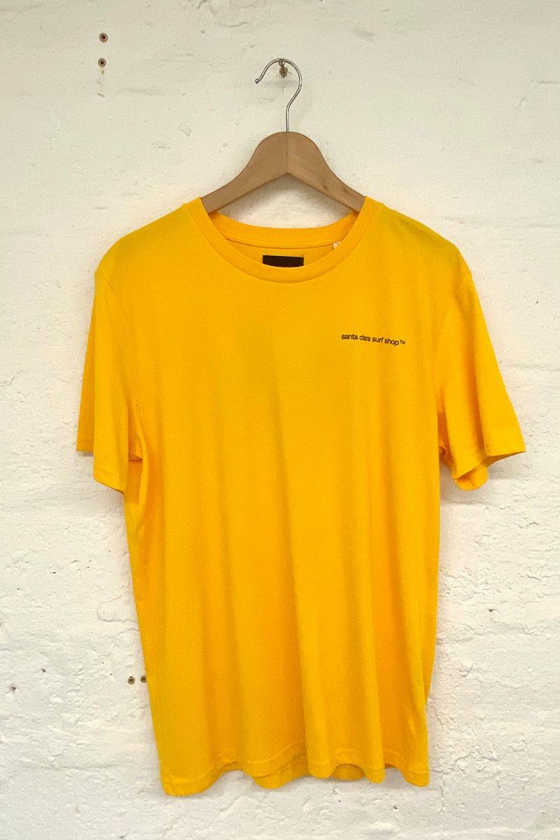 camiseta Santa Clara Wax Yellow