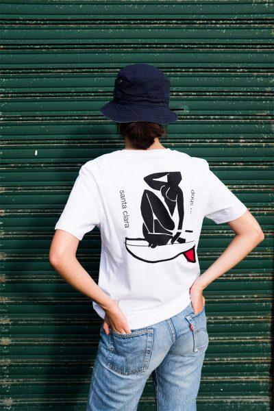 Camiseta Chica Santa Clara W'Matisse
