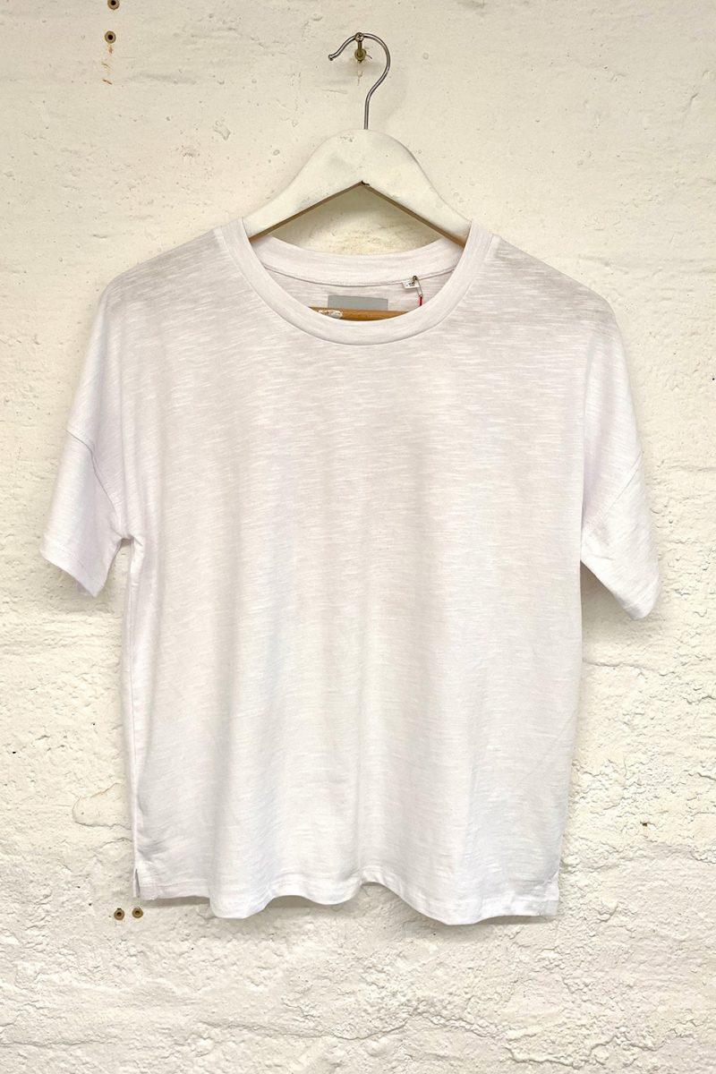 camiseta mujer W'AGdAdYO White