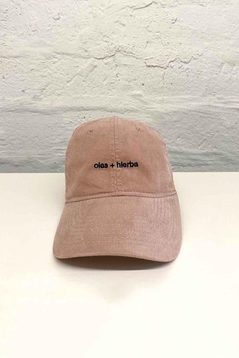 santa clara gorra olas + hierba rosa